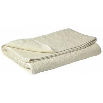 Serviette de bain en coton biologique