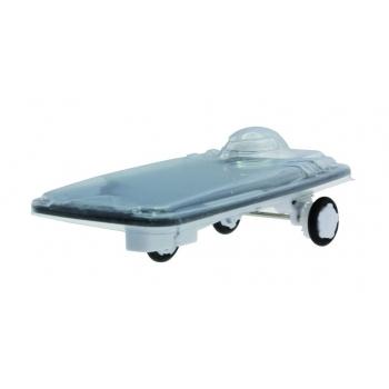 """Maquette d'une mini voiture de course solaire """"Appollo"""""""