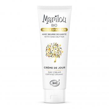 Crème de jour  à l'Huile d'Argan 50 ml bio - Marilou Bio