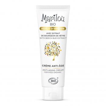 Crème Anti-Âge à l'Huile d'Argan 50 ml bio - Marilou Bio