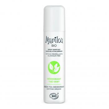 Déodorant senteur Thé Vert 75 ml bio - Marilou Bio
