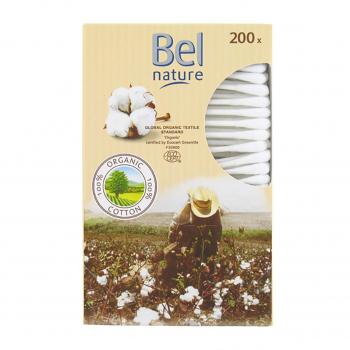 Cotons-tiges x200 bio - Bel Nature