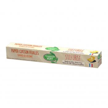 Papier cuisson - Chardon Vert