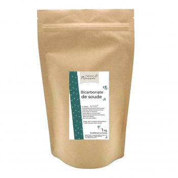 Bicarbonate de soude 1kg - Maison Pinson