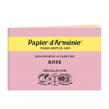 """Papier d'arménie """"la rose"""" - Papier d'Arménie"""