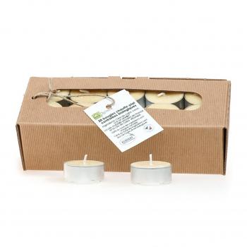 Bougies chauffe-plat x20 - Quesack