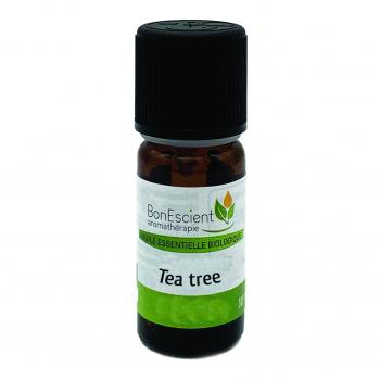 Huile essentielle de tea tree 10ml bio - Bonescient