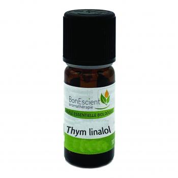 Huile essentielle de thym linalol 10ml bio - Bonescient