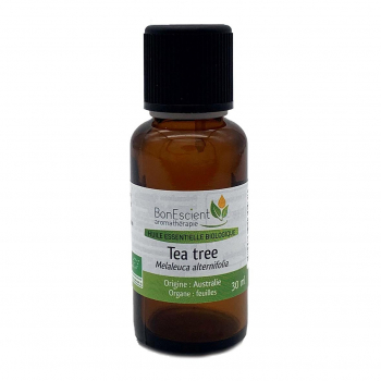 Huile essentielle de tea tree 30ml bio - Bonescient
