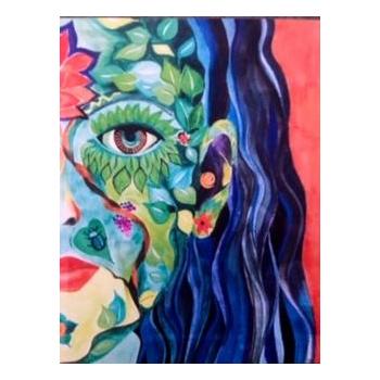 Carte postale - La Pachamama