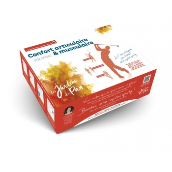 Box Confort Articulaire & Musculaire - programme 1 mois