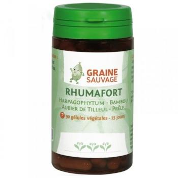 Rhumafort - Graine Sauvage - 90 Gélules