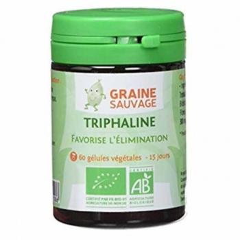 Triphaline BIO - Graine Sauvage - 60 Gélules