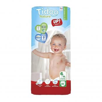 Culottes Tidoo Nature Up! T6/XL 16-30kg x32 - Tidoo