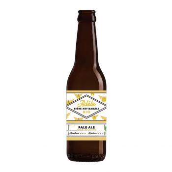 Bière blonde Pale Ale Adèle 33cl bio - Biodyssée