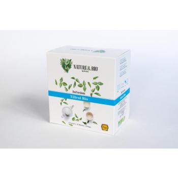 INFX15 - Infusion tilleul bio - NATURE&BIO BY DGC
