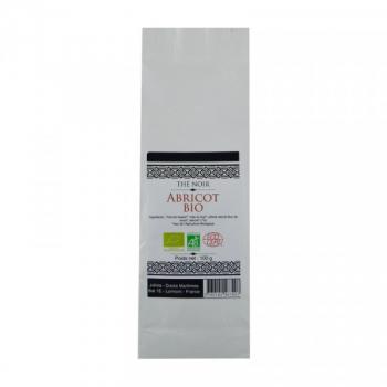 Thé Noir Abricots Bio - 100 g