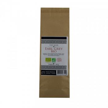 Thé Noir Earl Grey Bio - 100 g