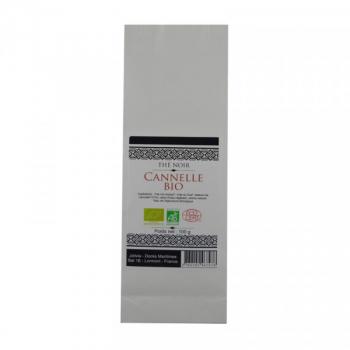 Thé Noir Cannelle Bio - 100 g