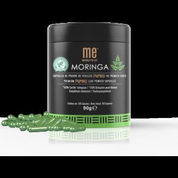 Moringa capsules 90g x200- ME® moringa