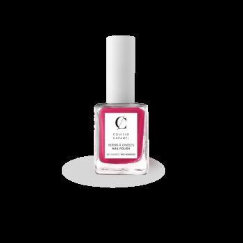 Vernis à Ongles Bio 11ml N°90 Rose Peps Couleur Caramel