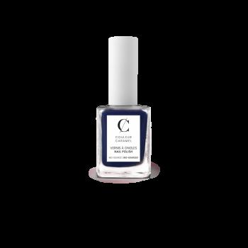 Vernis à Ongles Bio 11ml N°93 Bleu Nuit Couleur Caramel