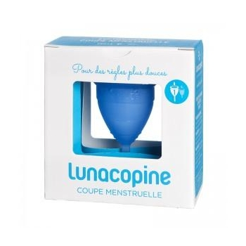 Lunacopine - Selene - Bleue - taille 1