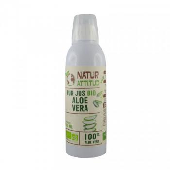 Pur jus d'Aloe vera Bio - 500 ml