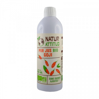 Pur jus de Goji Bio - 500 ml