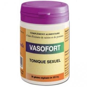 Vasofort - vinophénols - 30 Gélules