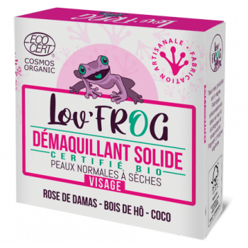 Démaquillant Solide Bio - 50 g - Dr Theiss
