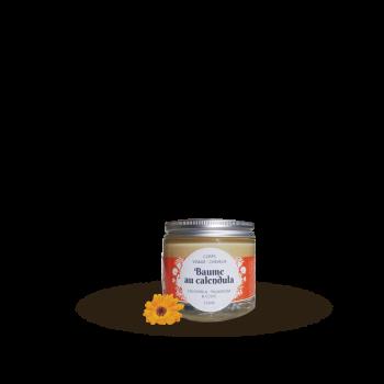 Baume Calendula – Karité, Calendula et aux huiles essentielles bio