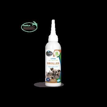 Lotion oreilles BIO chiens et chats - 125 ML -Biovetol