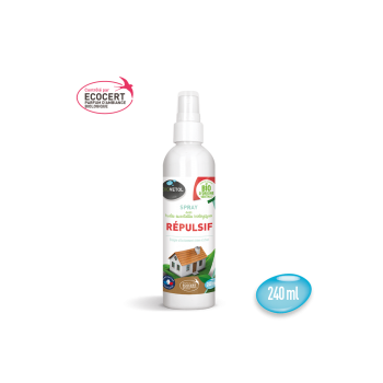 Spray répulsif chien et chat BIO - 240ML - Biovetol .