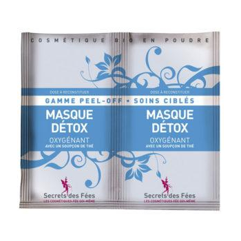 Masque Peel-off detox oxygénant