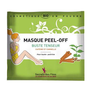 Masque Peel-off buste tenseur