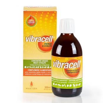 Vibracell Concentré Multivitaminé 300ml - Martera