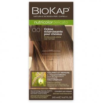 Crème Eclaircissante Pour Cheveux 0.0 - 140ml - BIOKAP