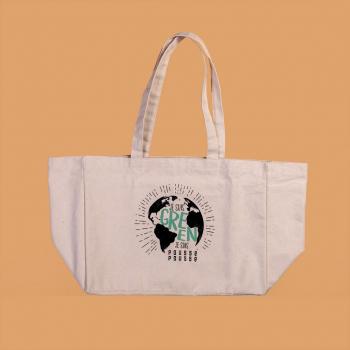 Le sac pour les courses en vrac