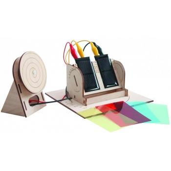 Kit d'expériences solaires