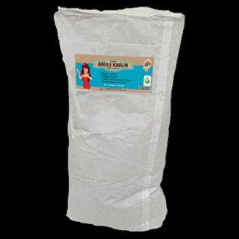 Argile KAOLIN surfine sac 25kg