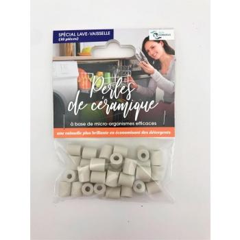 Perles de céramique, spéciales lave-vaisselle