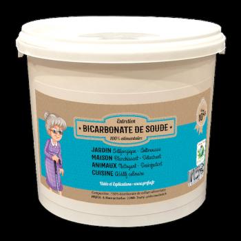 Bicarbonate de soude alimentaire seau 10kg