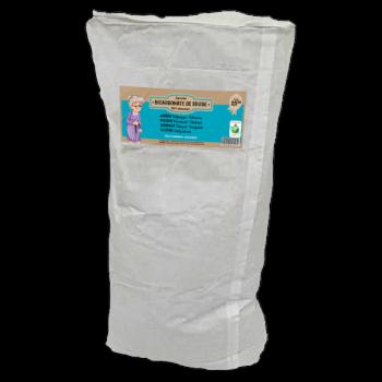 Bicarbonate de soude alimentaire sac 25kg
