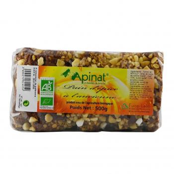Pain d'épices à l'ancienne 500g bio - Apinat