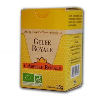 Gelée royale 25g bio - Abeille Royale