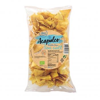 Tortilla chips nature 200g bio - Acapulco
