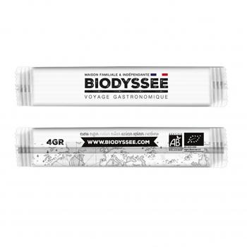 Bûchettes de sucre en poudre 500x4g bio - Biodyssée