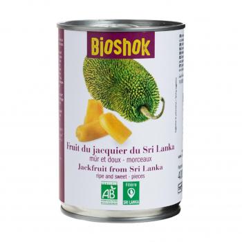 Fruit du Jacquier 400g bio - Bioshok