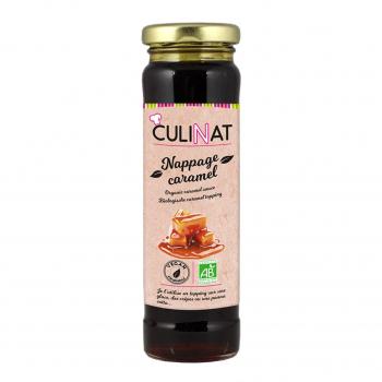 Nappage caramel 190g bio - Culinat